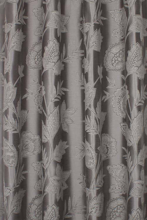 Rhapsody Iris Curtain Fabric