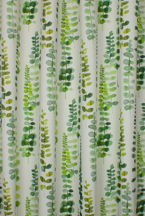 Santa Maria Cactus Curtain Fabric