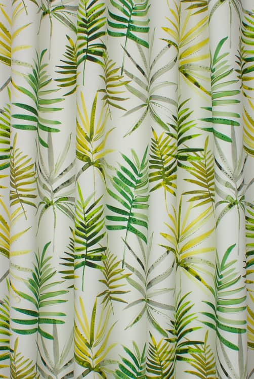 Topanga Cactus Curtain Fabric