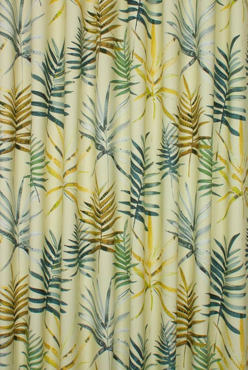 Topanga Mimosa Curtain Fabric