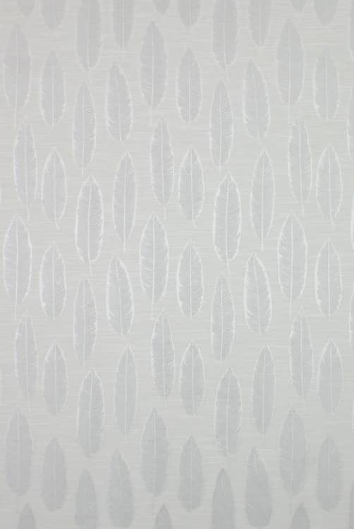 Quill Chalk Curtain Fabric