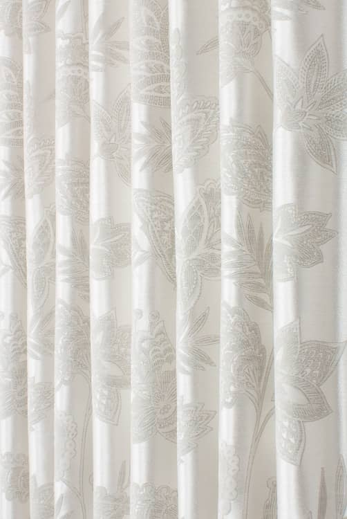 Rhapsody Chalk Made to Measure Curtains