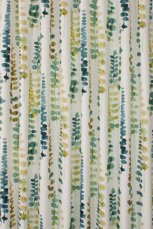 Santa Maria Oasis Curtain Fabric