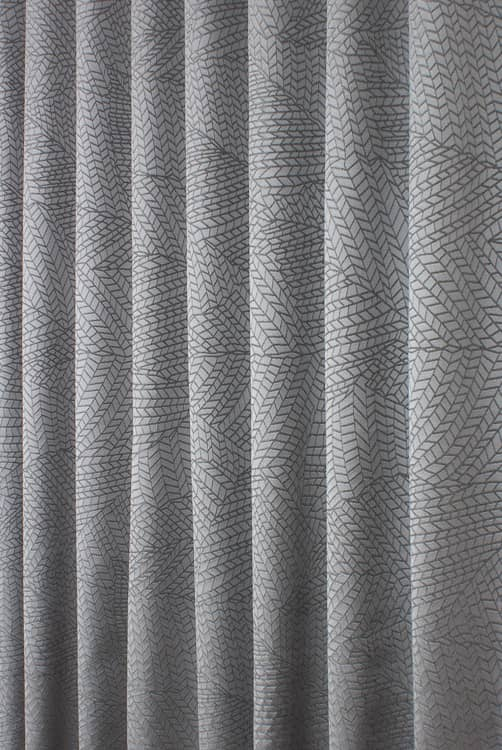 Creed Slate Roman Blinds