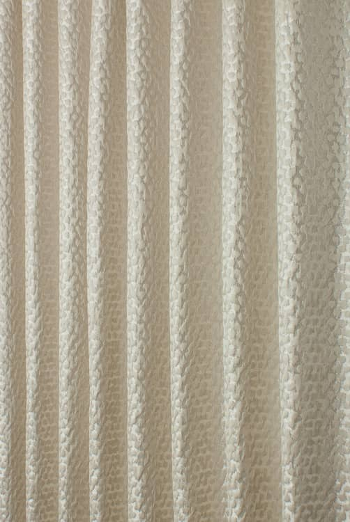 Holt Champagne Curtain Fabric