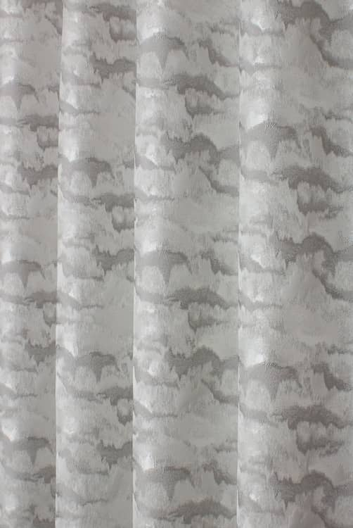 Nimbus Silver Made to Measure Curtains