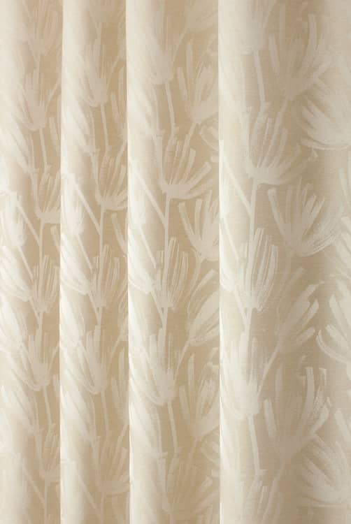 Wilder Champagne Roman Blinds