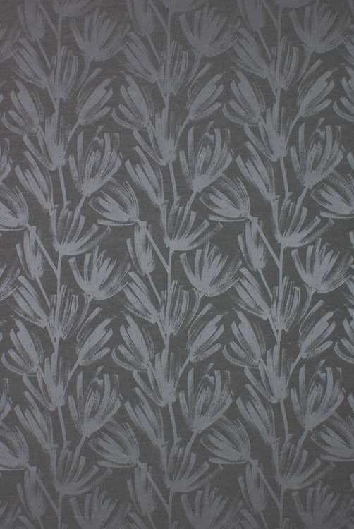 Wilder Slate Curtain Fabric