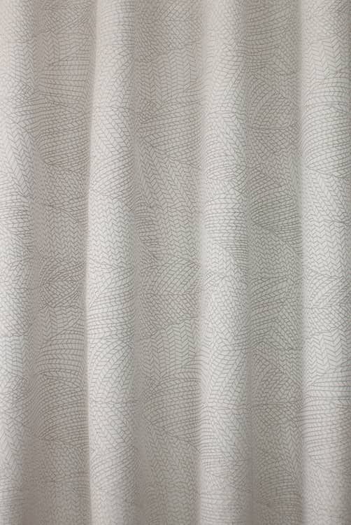 Creed Silver Roman Blinds