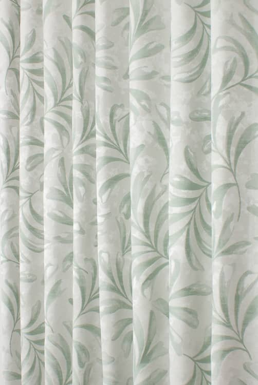Delamere Willow Curtain Fabric