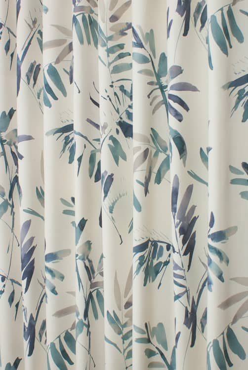 Folio Blueberry Roman Blinds