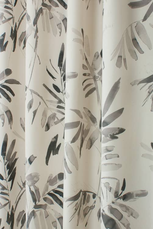 Folio Charcoal Made to Measure Curtains