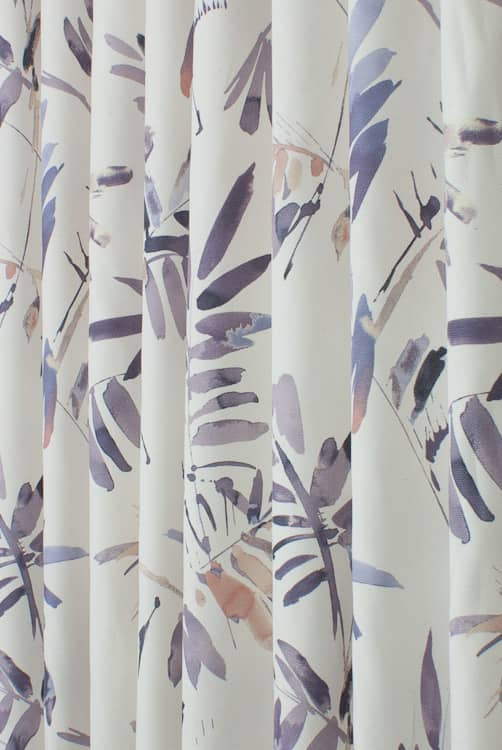 Folio Mallow Curtain Fabric