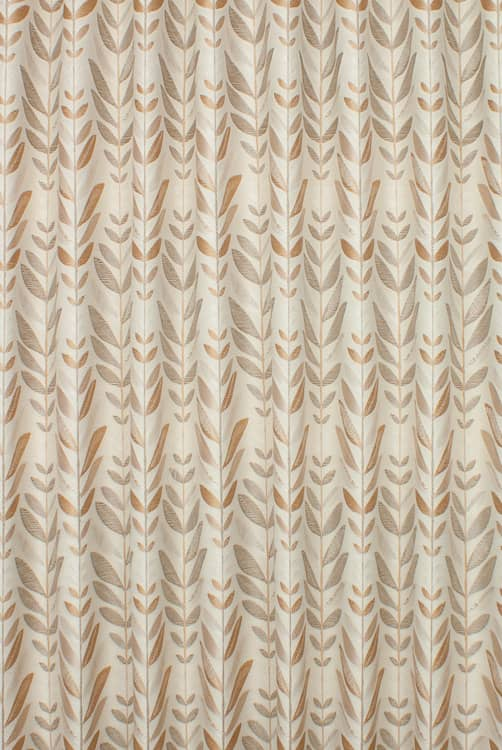 Tivoli Bronze Made to Measure Curtains