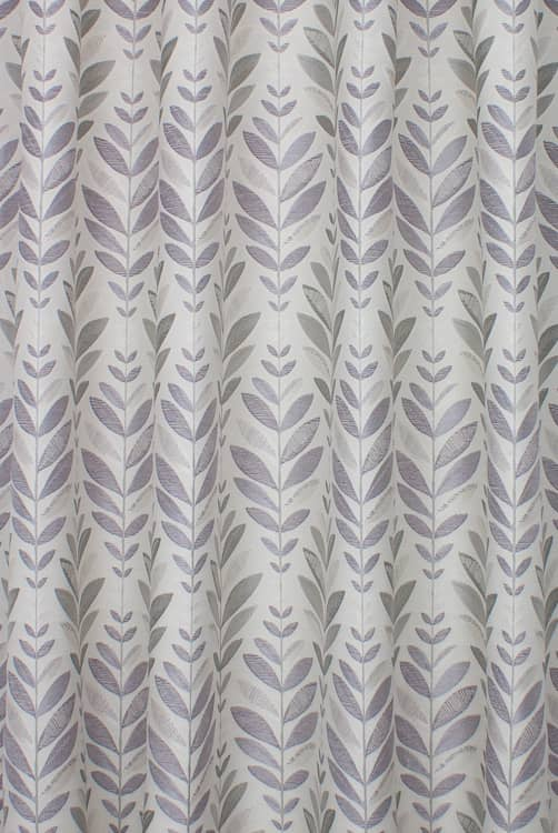 Tivoli Mauve Roman Blinds