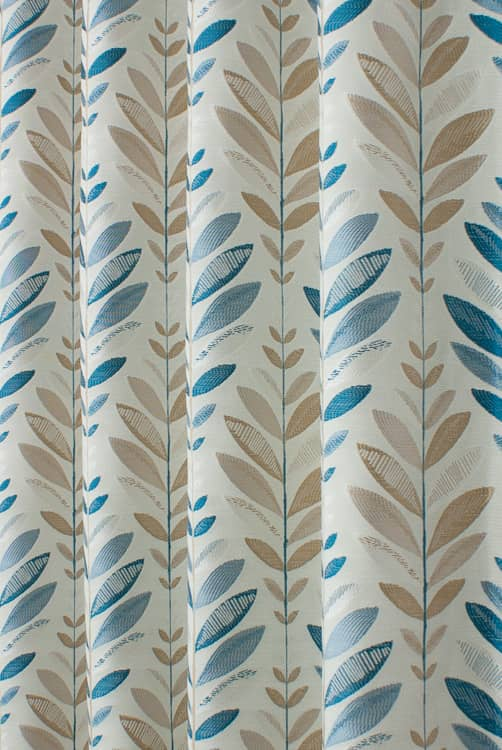 Tivoli Pacific Curtain Fabric