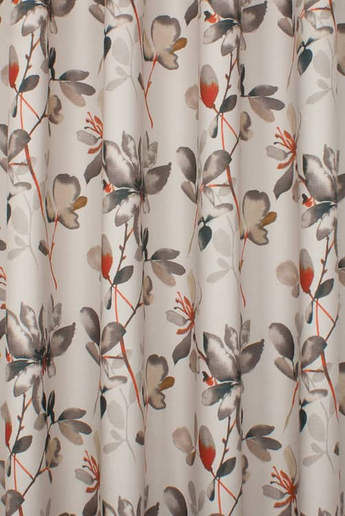 Sorrento Sienna Made to Measure Curtains