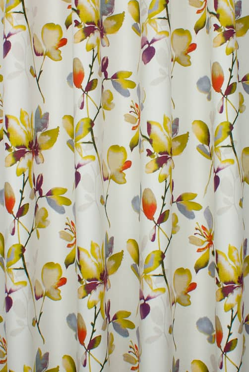 Sorrento Tropical Made to Measure Curtains