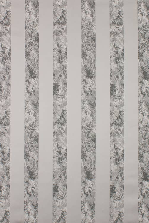Greta Steel Curtain Fabric