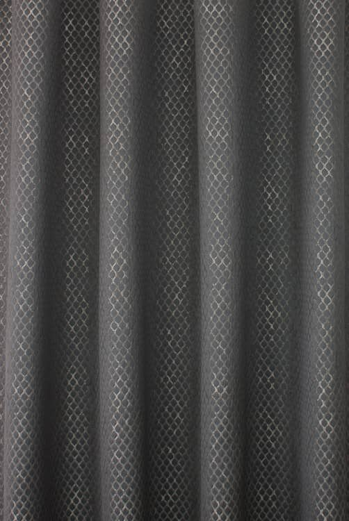 Lauren Charcoal Made to Measure Curtains