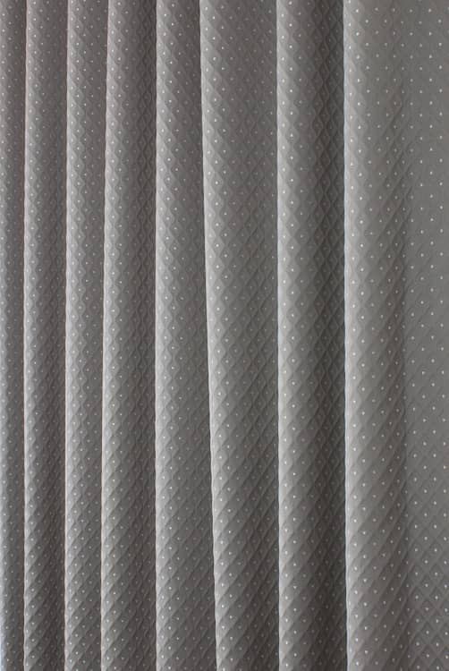 Trevino Dove Grey Roman Blinds