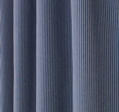 Denim Pin Stripe - Indigo