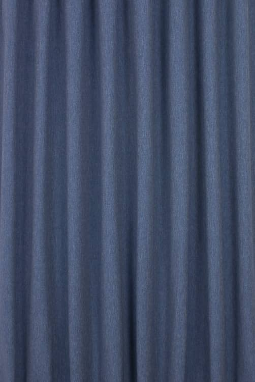 Denim Indigo Roman Blinds
