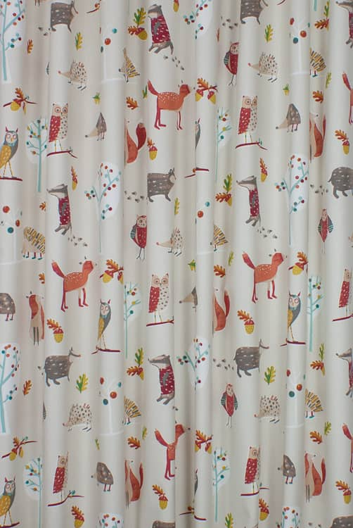 Herbie Butterscotch Made to Measure Curtains