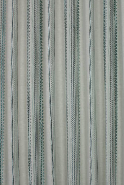 Enzo Blue Made to Measure Curtains