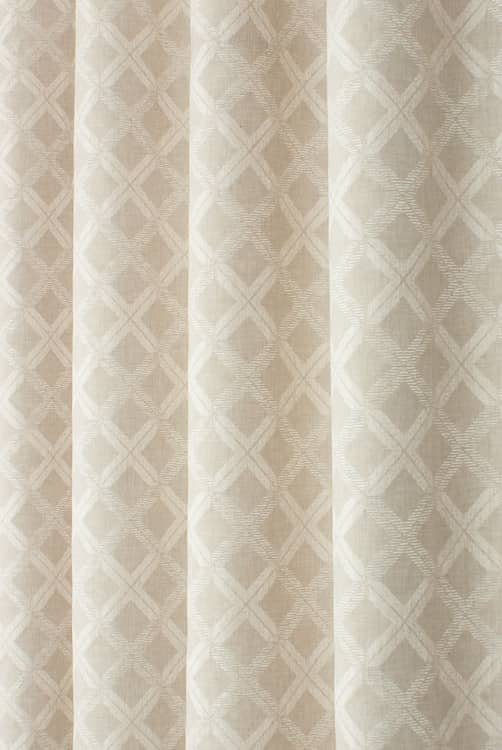 Banbury Canvas Curtain Fabric