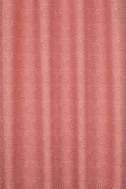 Whirl Melba Curtain Fabric