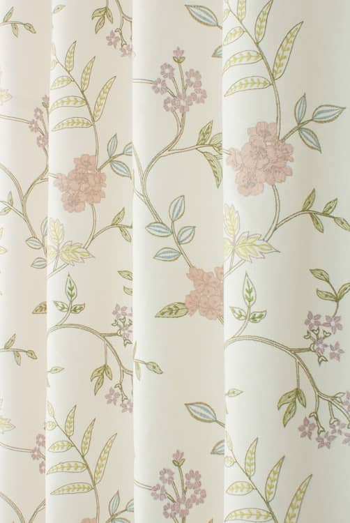 Bella Blossom Made to Measure Curtains