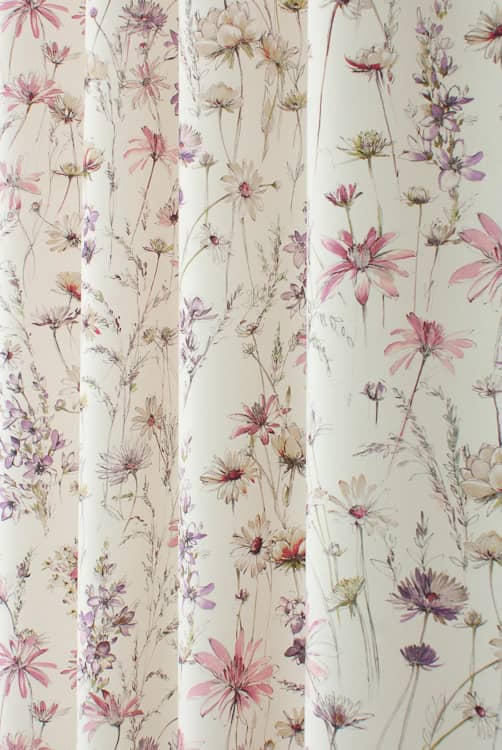 Marie Thistle Roman Blinds