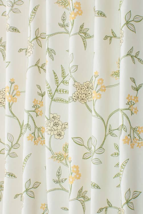 Bella Pimrose Made to Measure Curtains