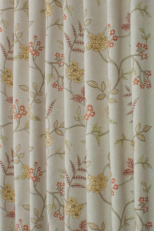 Bella Harvest Made to Measure Curtains