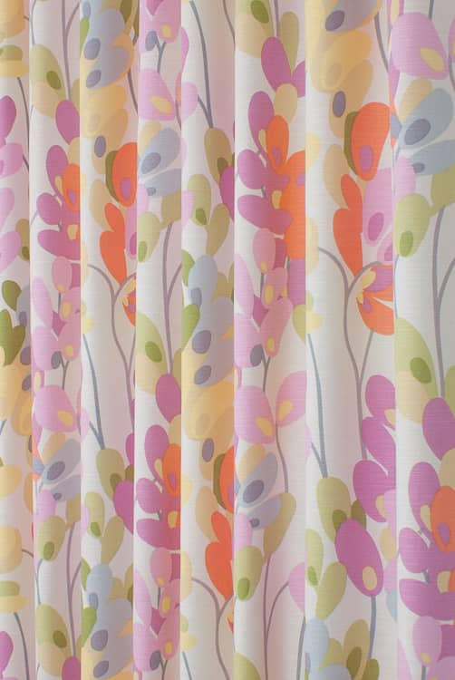 Twirl Sherbert Made to Measure Curtains