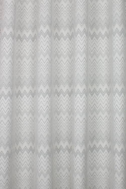 Luvinate Blanc Curtain Fabric