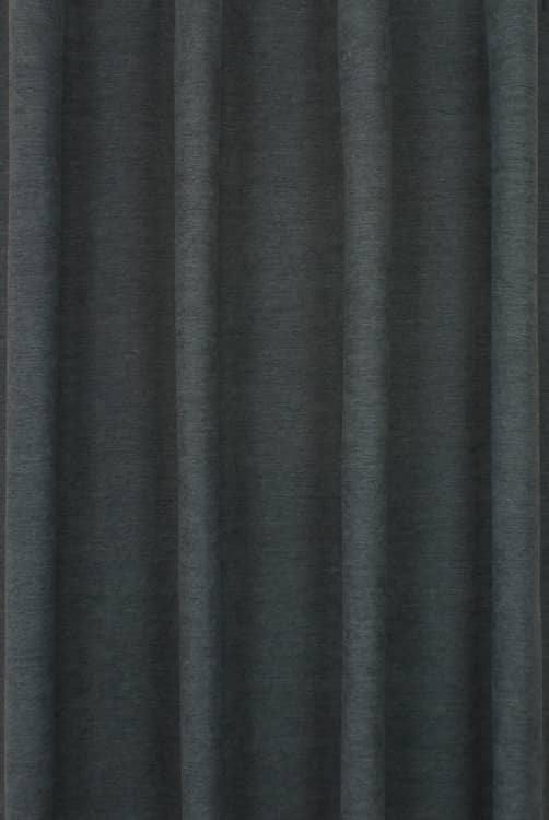 Tomlin Pewter Curtain Fabric