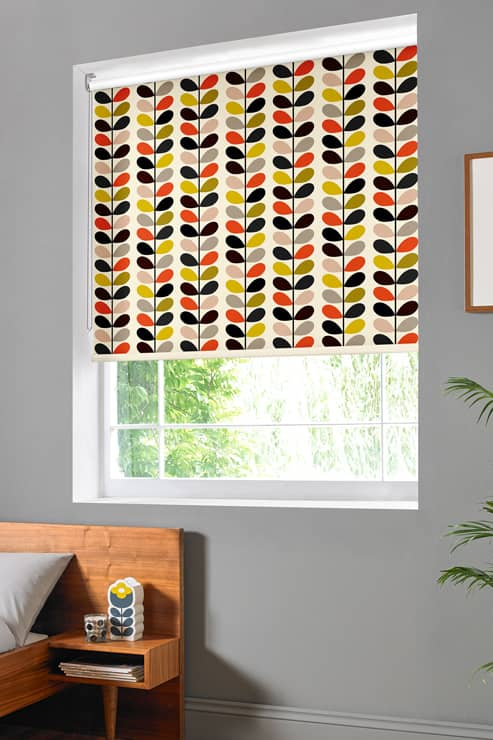 Multi Stem Tomato Roller Roller Blinds