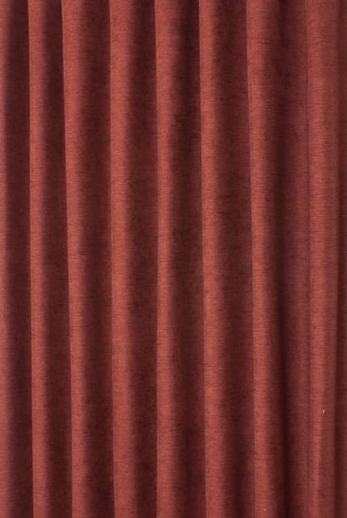Tomlin Rust Roman Blinds