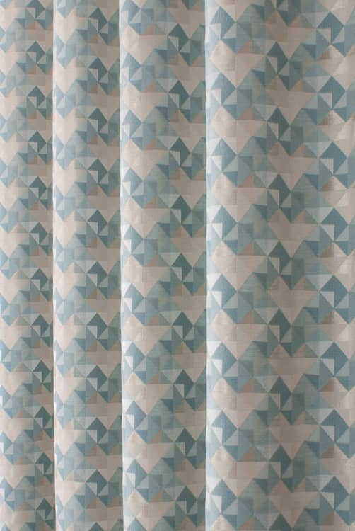 Novaro Duck Egg Curtain Fabric