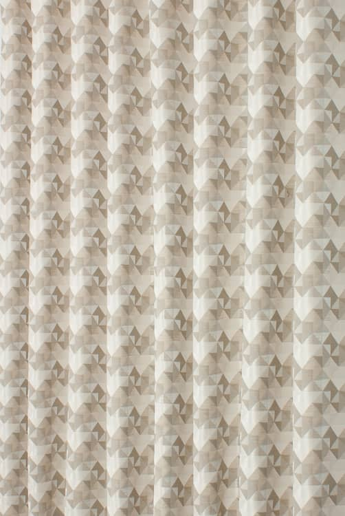 Novaro Natural Curtain Fabric