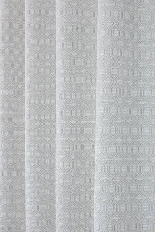 Mirabello Blanc Roman Blinds