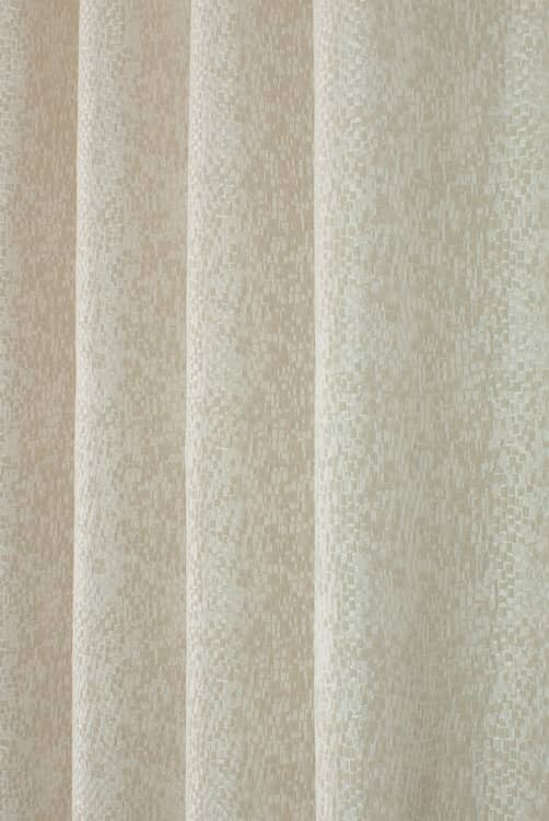 Mosaic Ivory Roman Blinds