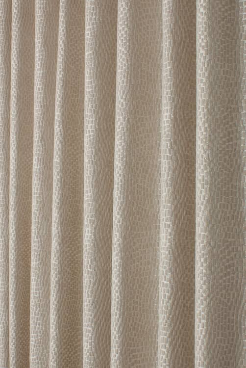 Mosaic Sand Roman Blinds