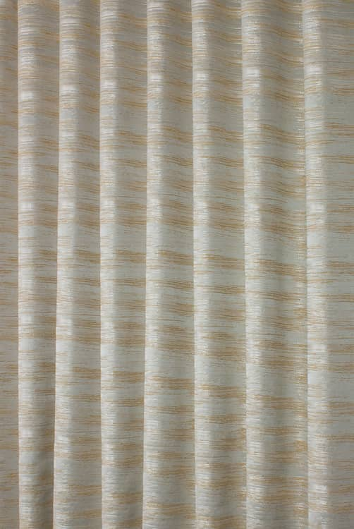 Reseda Ochre Curtain Fabric