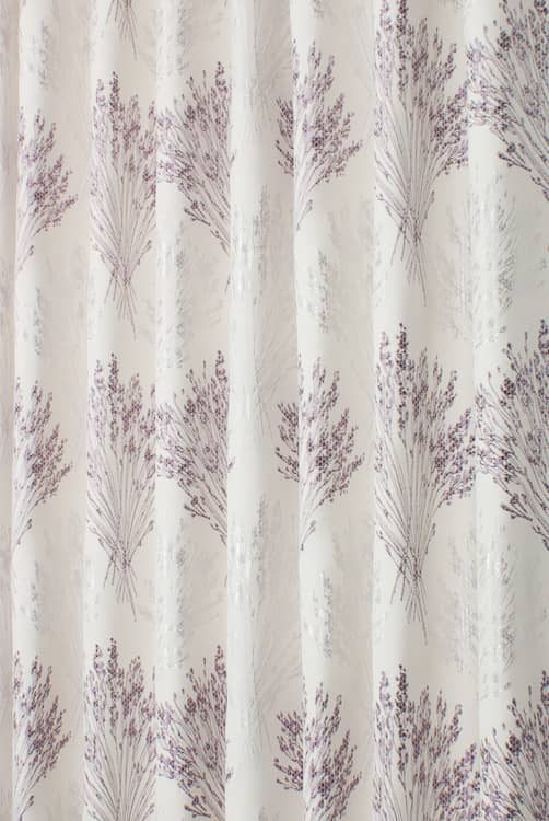 Emmer Plum Roman Blinds