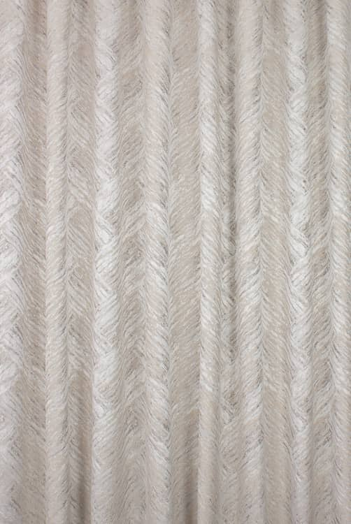 Hiller Oyster Curtain Fabric
