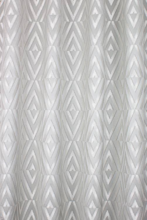 Mansi Dove Curtain Fabric