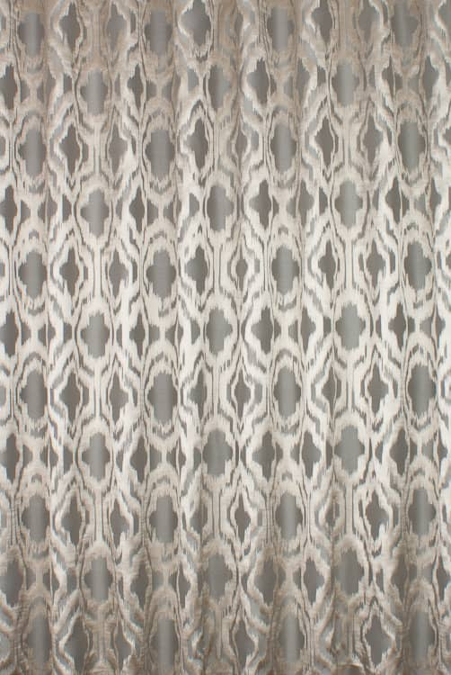 Heligan Pewter Roman Blinds